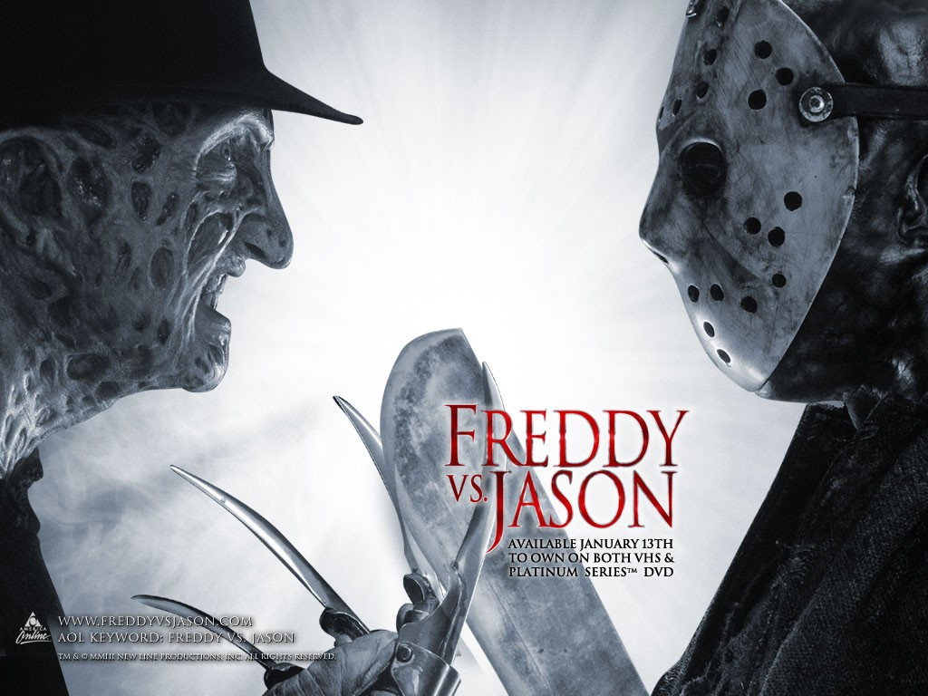 1825 freddy vs jason wallpaper