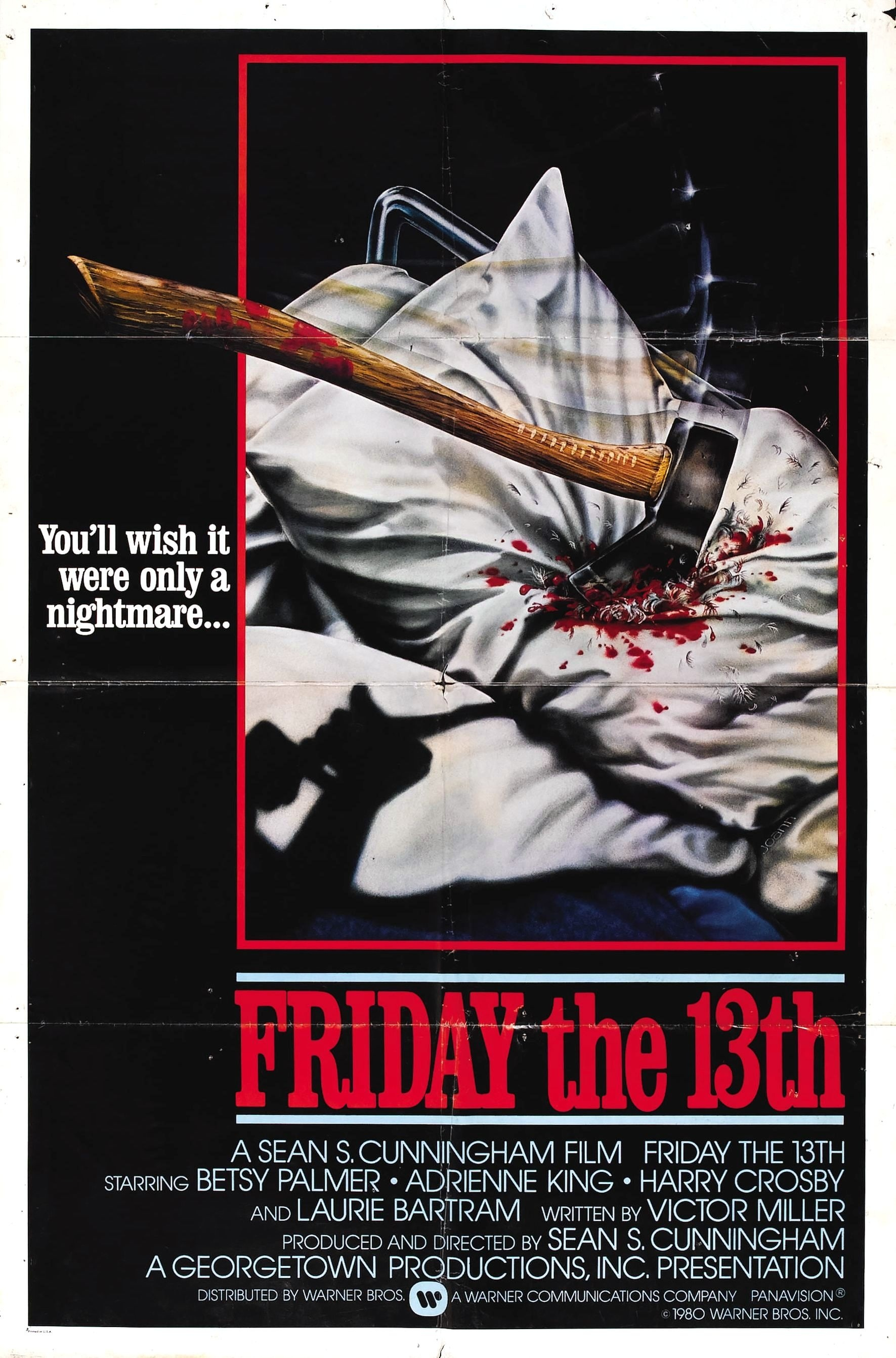 Friday The 13th Part VII: The New Blood | Last Road Reviews