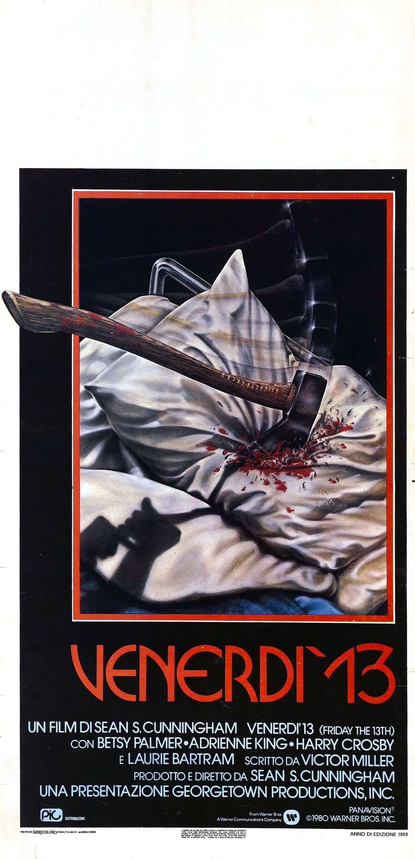 Friday the 13th franchise posters last road reviews