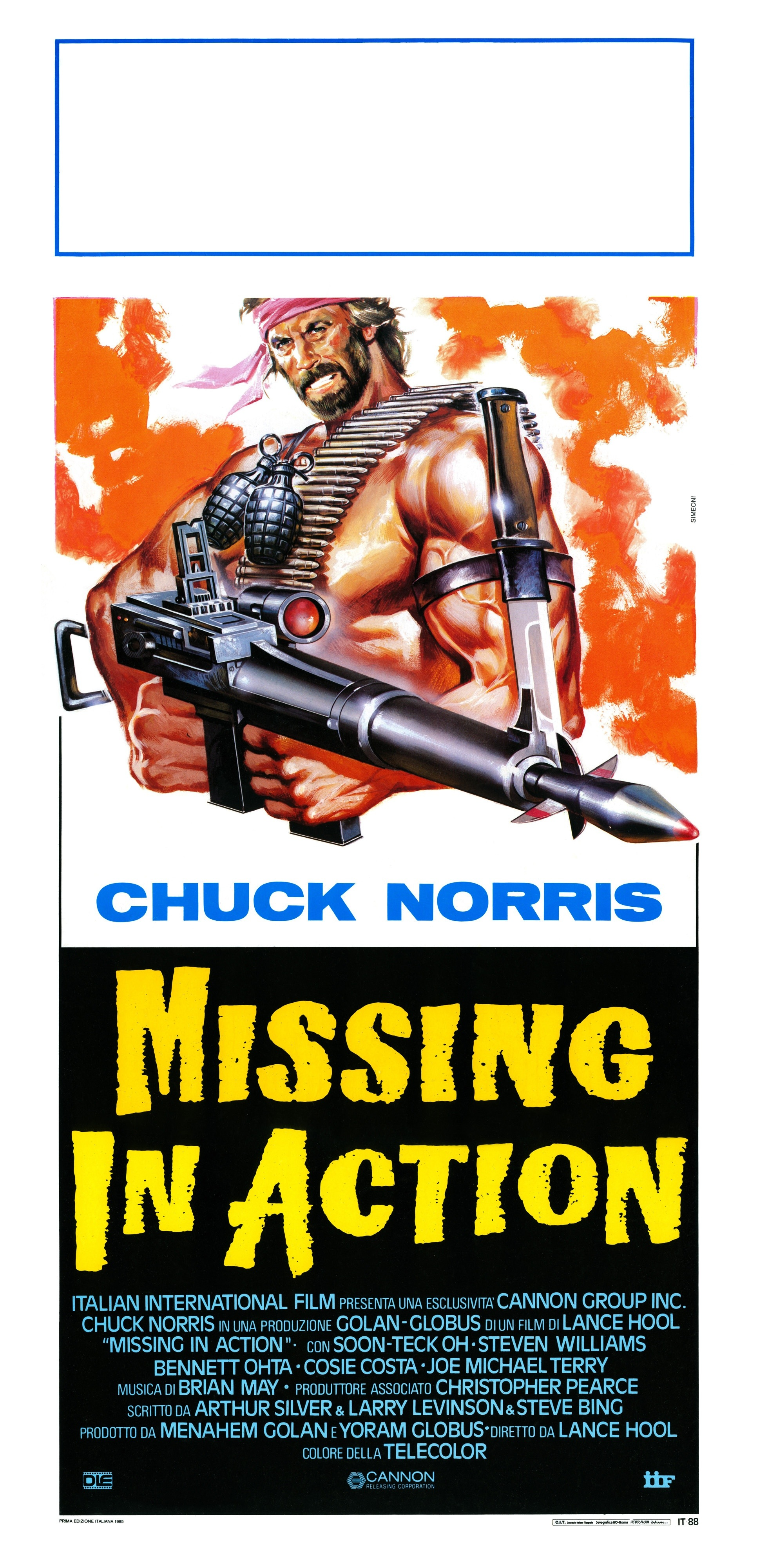 20130816 231553  Missing In Action Poster
