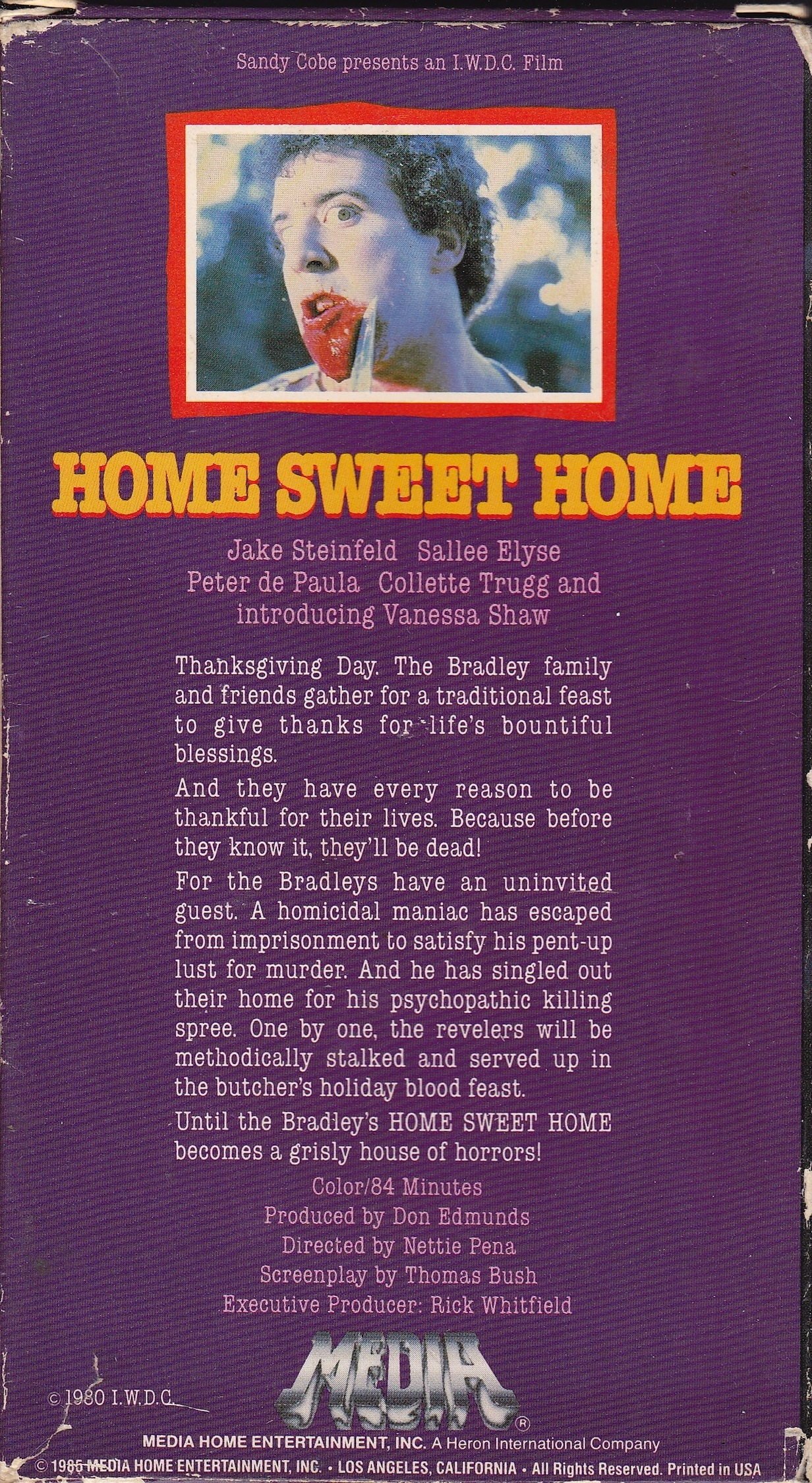 Home Sweet Home (1981) Review | Last Road Reviews