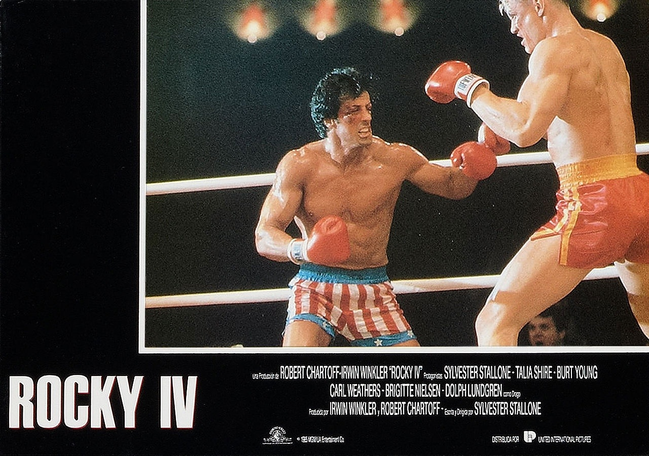 rocky iv essay Rocky iv is a 1985 american sports drama film written, directed by, and starring sylvester stallone the film co-stars dolph lundgren.