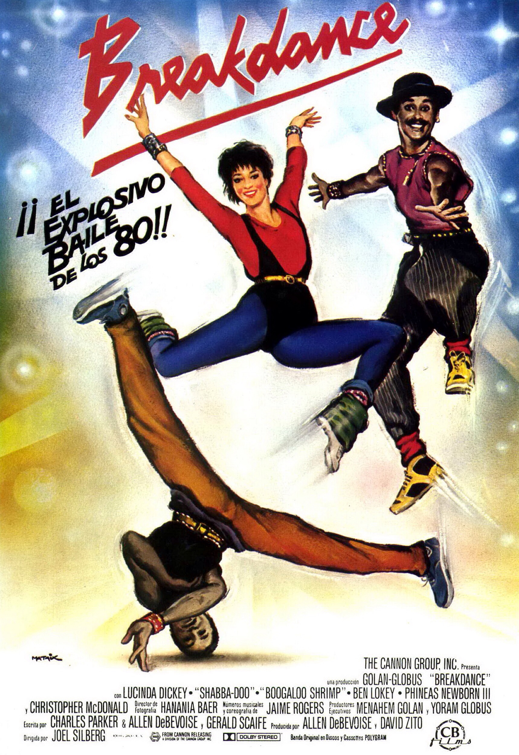 film breakin 1984